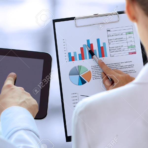 Data analysis & presentation