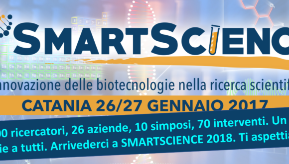 Presentazione allo Smart Sciences 2017